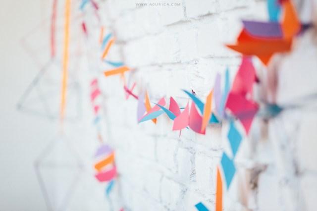 """Декор от Ателье декораций """"Инжир"""" на мастер-классе Let's Blog! с Мариной Гиллер"""