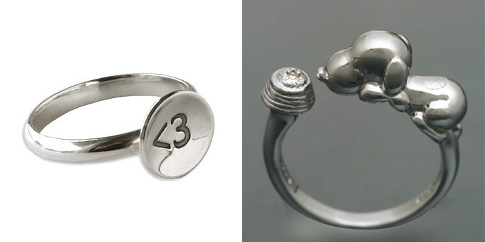 snoopy ring
