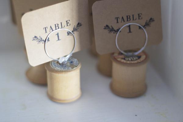 Мастер-класс: подставка для карточек на свадьбу или мероприятие
