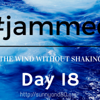 The Legs (#jammed daily devo day 18)