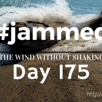 "The Day without ""Good-bye"" Kisses (#jammed daily devo, day 175)"