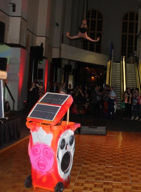 Powerhouse Sydney Youth Week 2011 opening night