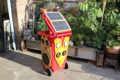 Solar panels for a sustaninable recharge