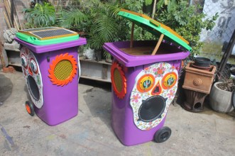 Mexican bins sold to Communities NSW