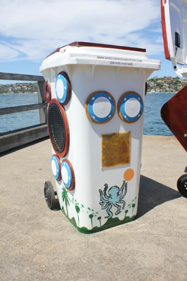 Blue Ringer Octopus sold to Sydney Park Kiosk 2011