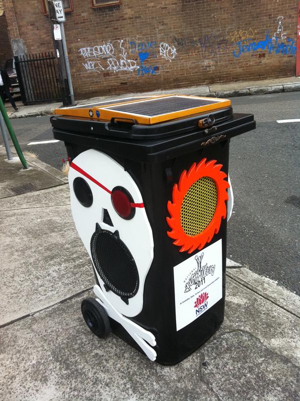 Pirate Bin sold to Communities NSW 2011