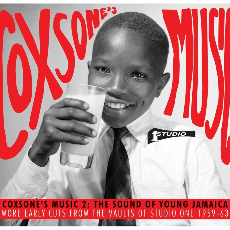 Various – Coxsone's Music 2: The Sound Of Young Jamaica (More Early Cuts From The Vaults Of Studio One 1959-63) Jazz, Reggae, Folk, R&B Music Album Compilation