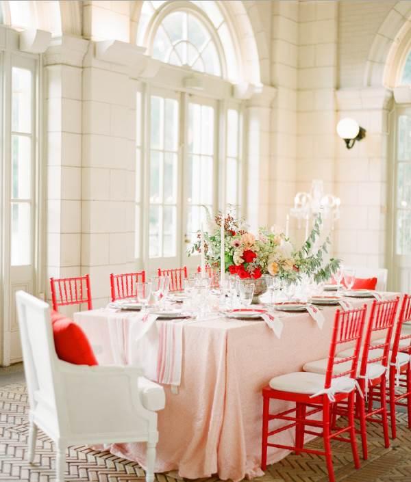 Μοναδικές ιδέες με λινά για το γαμήλιο τραπέζι1