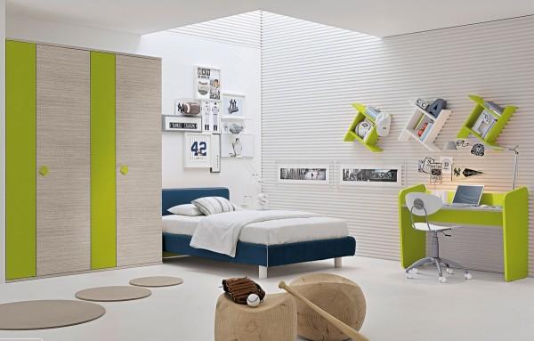 Μοντέρνες Ιδέες Σχεδιασμού Παιδικού δωματίου10
