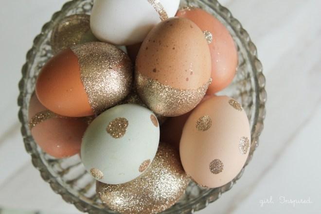 Glitter Πασχαλινά αυγά1