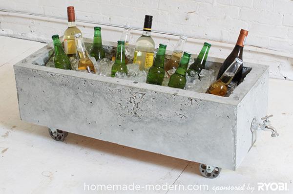 DIY τρόποι για να κρατήσετε τα ποτά σας παγωμένα3