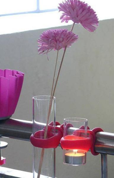 Έξυπνες ιδέες μπαλκονιού με έπιπλα και γλάστρες για εξοικονόμηση χώρου5