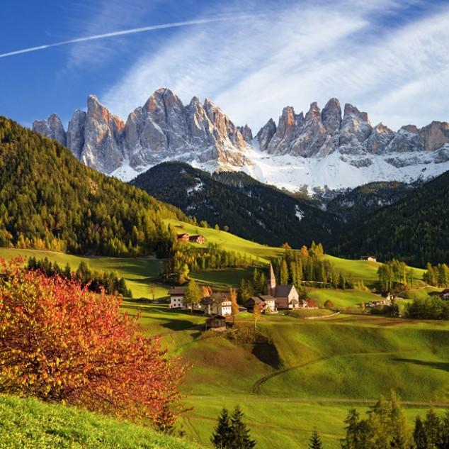 τα πιο όμορφα χωριά στην Ευρώπη