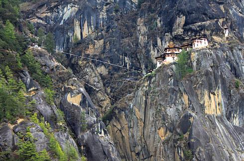 Paro Taktsang, Bhutan_b