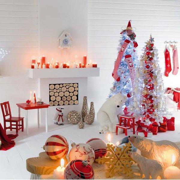 Χαρούμενες ιδέες Χριστουγεννιάτικης διακόσμησης20