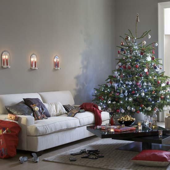 Χαρούμενες ιδέες Χριστουγεννιάτικης διακόσμησης5