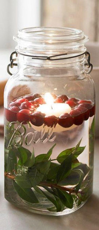 Κερί σε βάζο