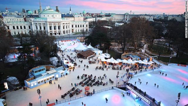 Vienna Ice Dream, Αυστρία