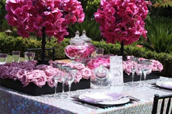 Εκπληκτικές ιδέες διακόσμησης με λουλούδια για το γάμο σας13