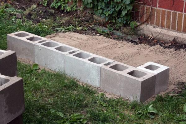 DIY Υπαίθριος Καναπές από μπλόκα3