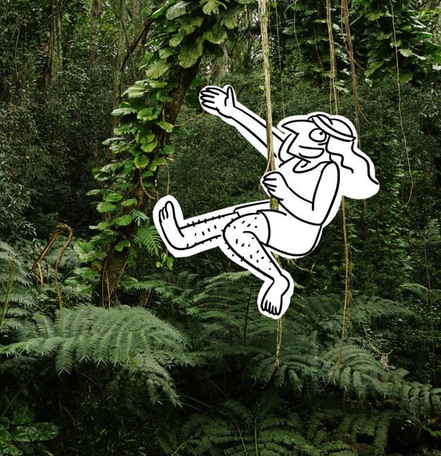 Απολαύστε τη ζούγκλα σας