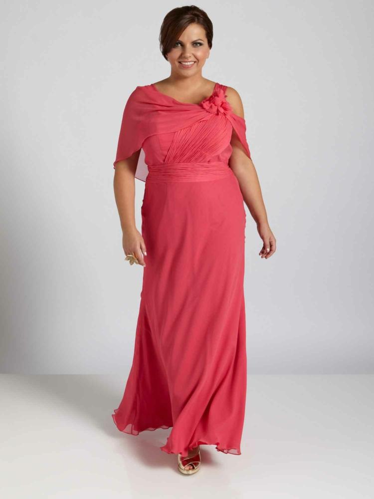 Φορέματα σε μεγάλα μεγέθη - μόδα για γυναίκες με καμπύλες10