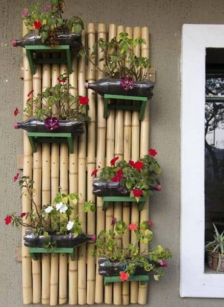 ιδέες διακόσμησης κάθετων επιφανειών με φυτά21