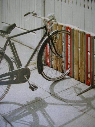 Diy Ιδέες για στάντ ποδηλάτου15