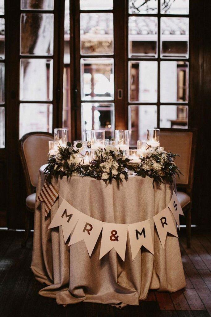 Ρουστίκ ιδέες διακόσμησης γάμου2