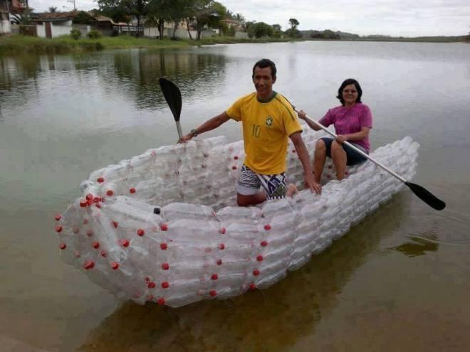 diy ιδέες με πλαστικά μπουκάλια1