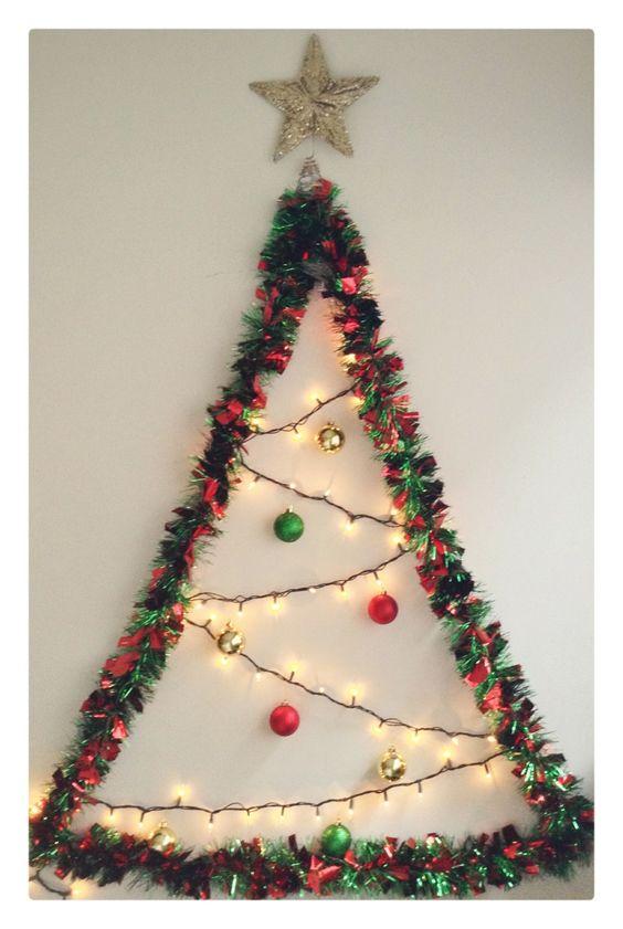 Χριστουγεννιάτικο δέντρο για μικρούς χώρους3