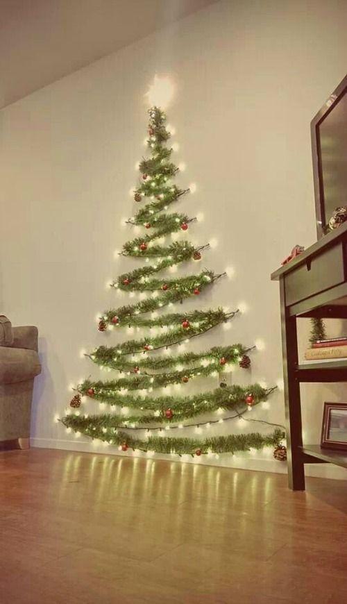 Χριστουγεννιάτικο δέντρο για μικρούς χώρους7