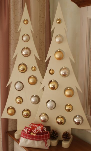 Χριστουγεννιάτικο δέντρο για μικρούς χώρους8
