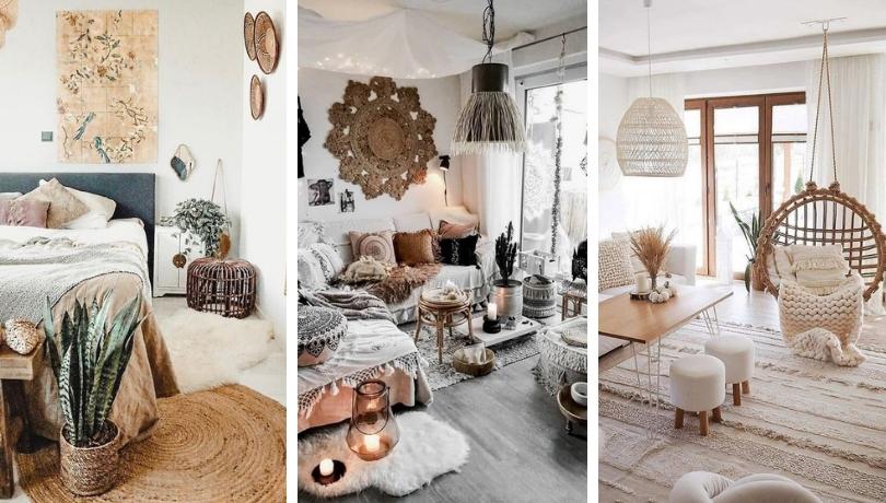 Δυνατά vibes με Boho Chic διακόσμησης για το σπίτι – υπέροχες ιδέες έμπνευσης