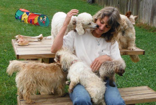 Great Puppydog Hugs!