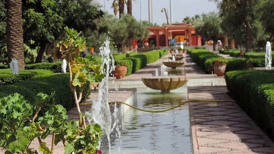 Park El Harti Marrakech