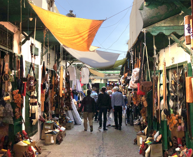Tetouan Morocco attractions