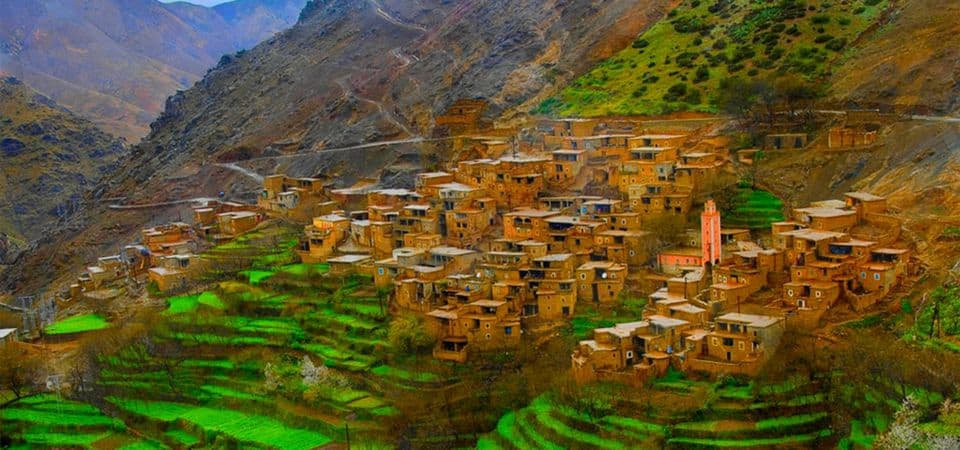 Atlas Mountains Trip, holidays in morocco