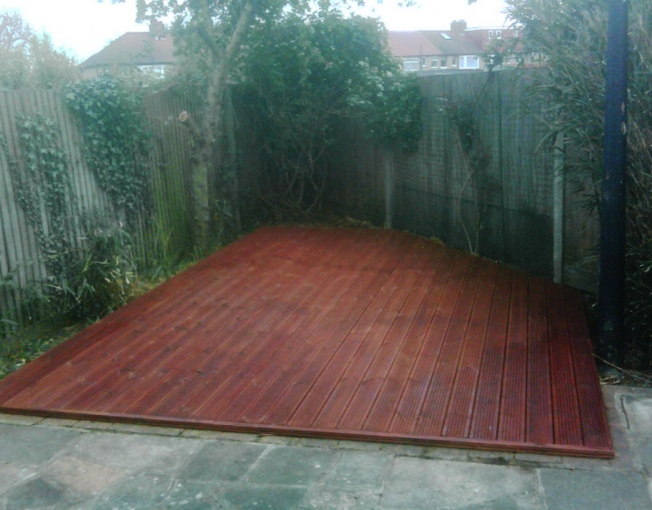 Sunny Gardens | Decking, Pergolas and Garden Sleepers