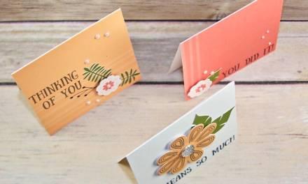 Paper Pumpkin Thing – August 2017 Giftable Greetings