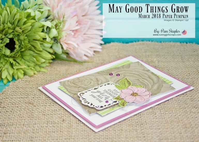 A Paper Pumpkin Thing – May Good Things Grow