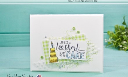 OSAT Happy Birthday Blog Hop with Amazing Life Bundle
