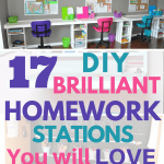 Creating a Homework Station