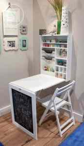 Foldable Homework Station