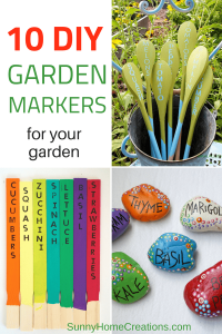 Garden Markers for Your Garden