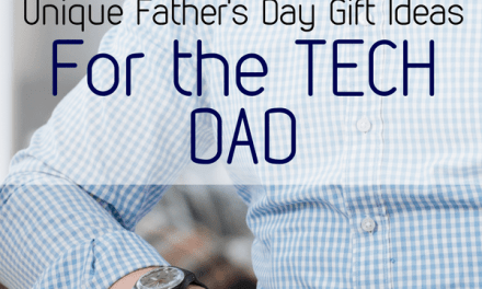 Tech Gifts Dad will LOVE This Father's Day