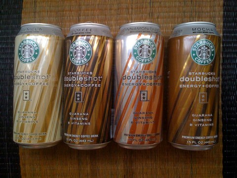 Starbucks Doubleshot Energy + Coffee Drink