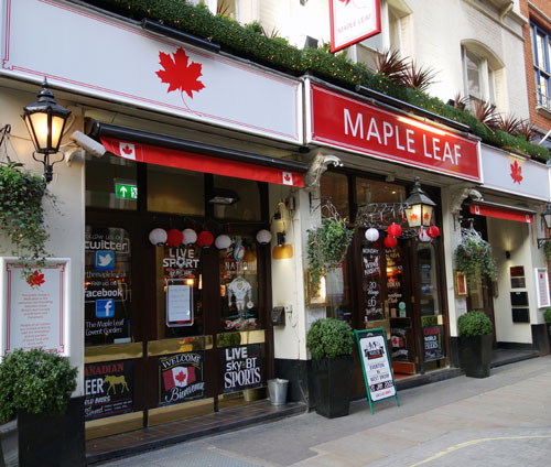 Maple-Leaf-Pub-Covent-Garden
