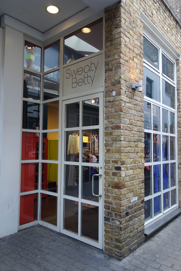SweattyBetty Carnaby London