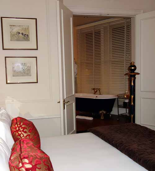 Kensington Hotel Suite London